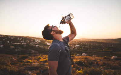 FREE TALK  Flow of life – Hydration for vitality